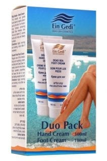 DUO - hand cream & foot cream 100 ml each