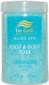 Energizing Foot & Body Soak 455 gr.