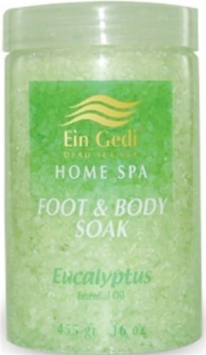 Eucalyptus Foot & Body Soak 455 gr.