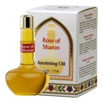 Rose of Sharon Anointing Oil (30 ml. - 1 fl.oz.)