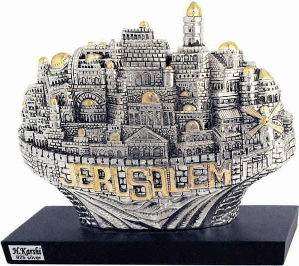 Jerusalem Panorama – Miniature of the Holy City
