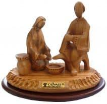 Jesus Washing Disciples' Feet