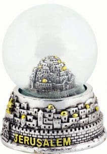 Snowball – Jerusalem Ball Small