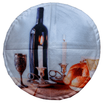 Shabbat Table Kippah