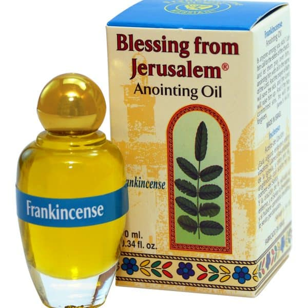 Frankincense Anointing Oil - Blessing from Jerusalem (10 ml.)
