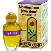Spikenard Anointing Oil - Blessing from Jerusalem