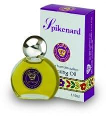 Spikenard Anointing Oil (7.5 ml.)