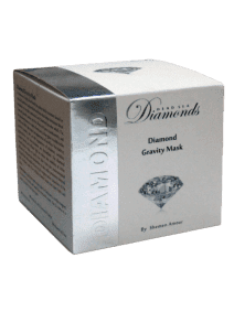 Dead Sea Diamond Gravity Mask
