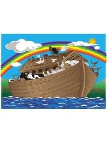 Bible Story Puzzle Noah's Ark
