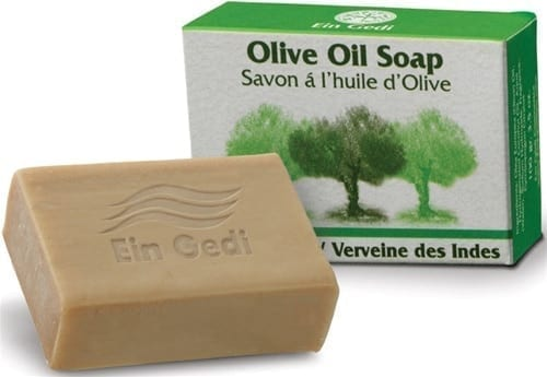 Traditional Olive Oil Soap with Lemongrass - Dead Sea cosmetics