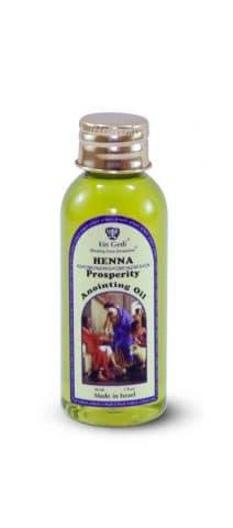 Prosperity Anointing oil - Henna