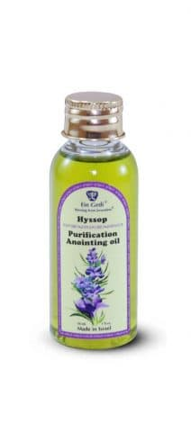 Purification Anointing Oil Hyssop