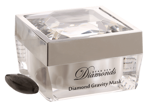 Dead Sea Diamond Gravity Mask