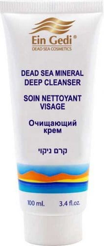 Dead Sea Mineral Deep Cleanser Cream  in Tube