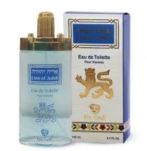Lion of Judah - Eau de Toilette for Men - Biblical Fragrance (100 ml.)