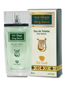 King David Eau de Toilette for men
