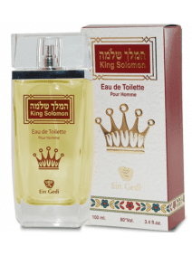 King Solomon -Biblical Fragrance- Eau de Toilette for men