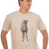 The Camel  T-Shirt – Front and back