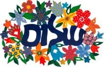 Shalom & Flowers Wall Hanging