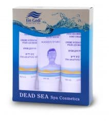 Trio 1  x  Dead Sea Mud Mask & 2 x  Dead Sea Hand Cream