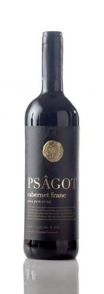 Psagot's Cabernet Franc 2012