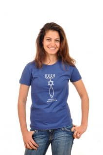 he Messianic Seal of Jerusalem  T- Shirt