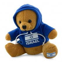 Teddy Bear with Israeli Flag - Israel Gift