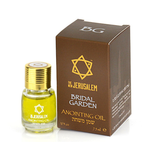 Anointing Oil Bridal Garden from Jerusalem - Holy Land WebStore