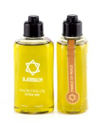 Prince of Peace Anointing Oil from Jerusalem