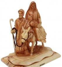 Flight to Egypt One Piece of Wood