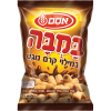 Bamba with Nougat Cream Filling - Israeli Snack