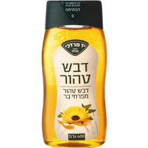 Honey Yad Mordechai Wild Flowers  Squeeze Bottle