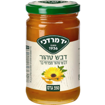 Honey Yad Mordechai Wild Flowers 350 gr