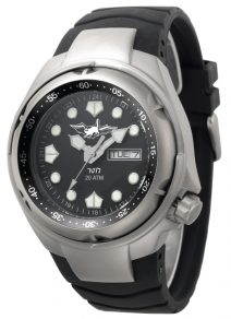 "Military Man's Wrist Watch ""LOTAR"" IDF Elite Counter-Terrorism Unit by Adi"