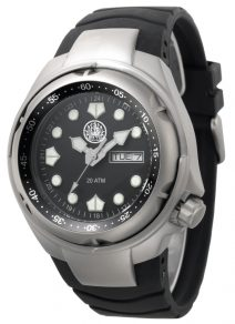 "Military Man's Wrist Watch"" Ḥeil HaYam"" Israeli Navy by Adi"