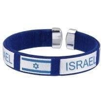 Israel Bracelet  Blue