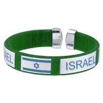 Israel Bracelet  Green