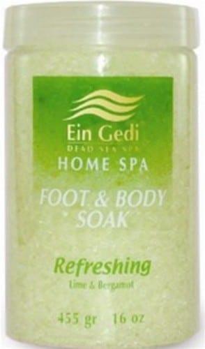 Refreshing Foot & Body Soak 455 gr.