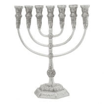 7-Branch-Menorah-Temple-Replica-137-Silver-Plated-Jerusalem-Israel-Gift-152753483002