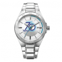 70 Years of Israel Stainless Steel Watch by Adi
