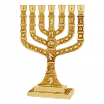 7-Branch-12-Tribes-Menorah-Gold-Plated-Jerusalem-Israel-Gift-86-163045231670